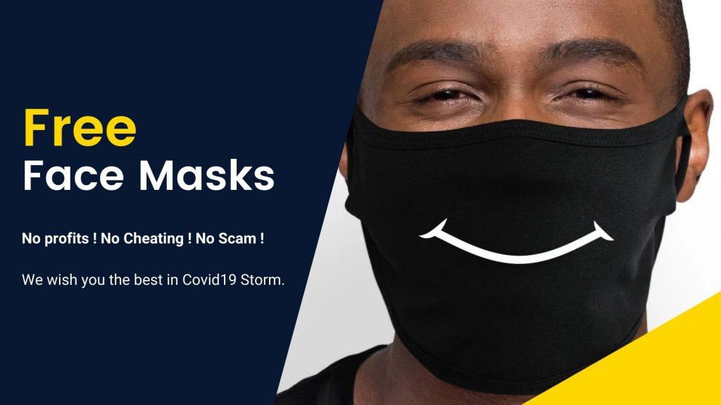 Free Mask Banner 2 - CADA Block
