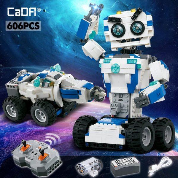 1031 - CADA Block