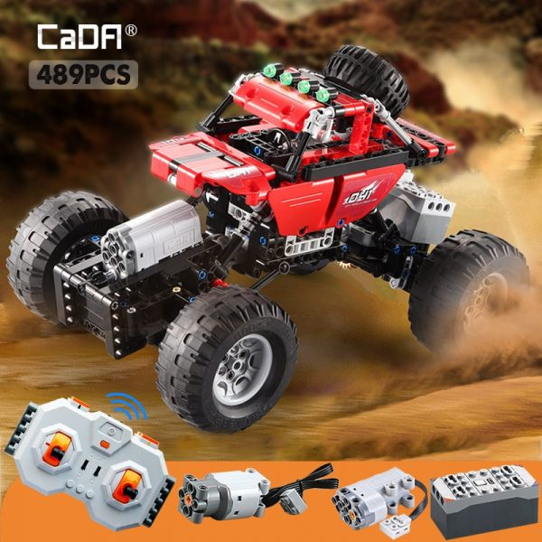 1037 - CADA Block