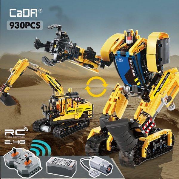 1109 - CADA Block