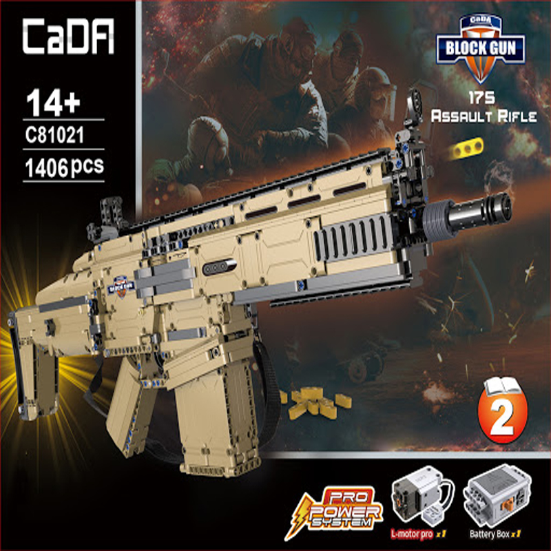 1192 - CADA Block
