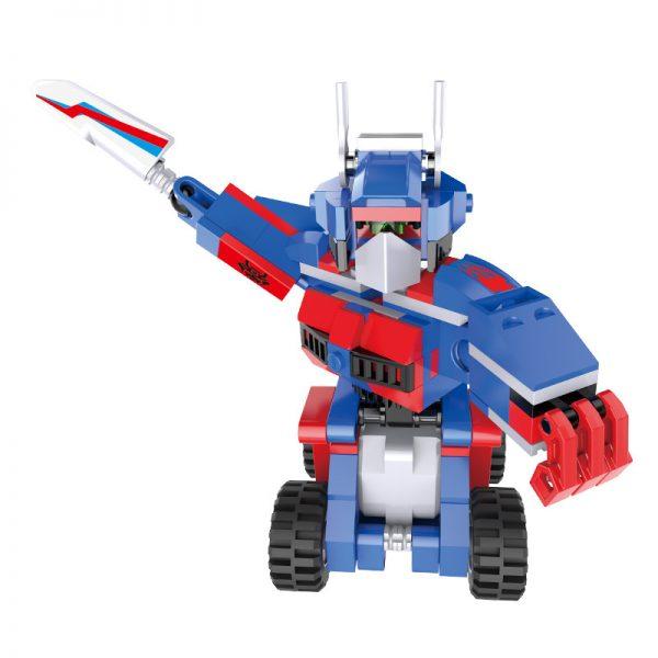 DoubleE / CADA C52019 Back force deformation robot: dynamo robot 0