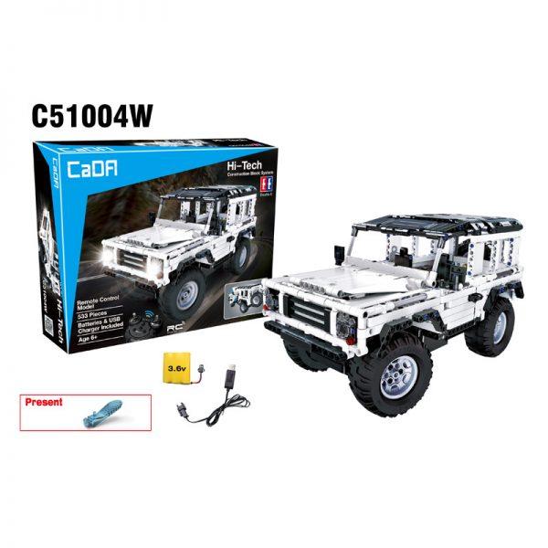 DoubleE / CADA C51004 Land Rover Defender 1