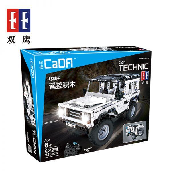DoubleE / CADA C51004 Land Rover Defender 6