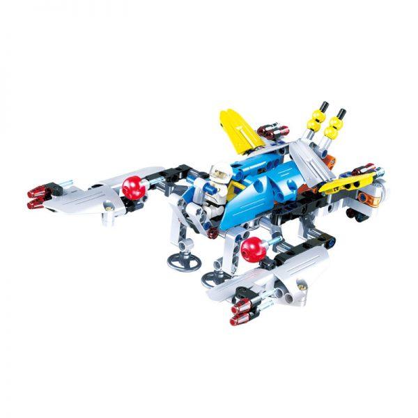 DoubleE / CADA C54001 Star Team: Star Fighter Building Blocks 1