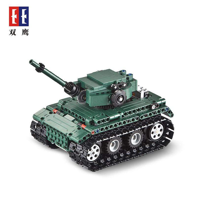 DoubleE / CADA C51018 Tiger Heavy Tank Tiger 1 Tank 5