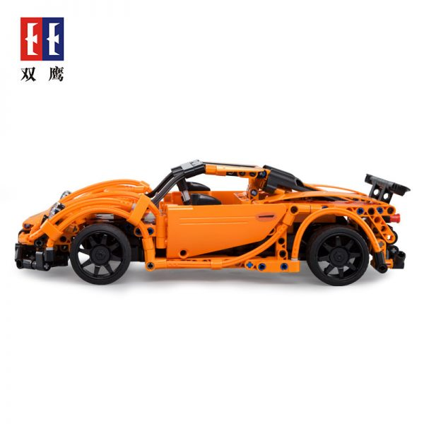 DoubleE / CADA C51051 Porsche Sports Car 918 3