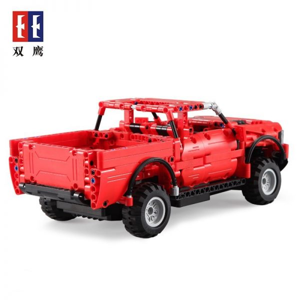 DoubleE / CADA C51005 Red pickup 5