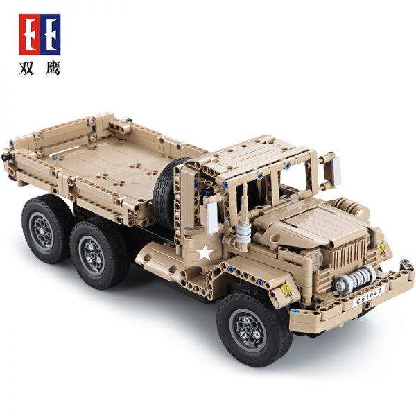 DoubleE / CADA C51042 Military trucks 1