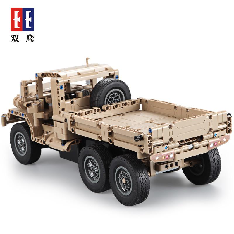 DoubleE / CADA C51042 Military trucks 4