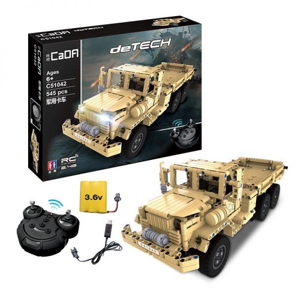 DoubleE / CADA C51042 Military trucks 7