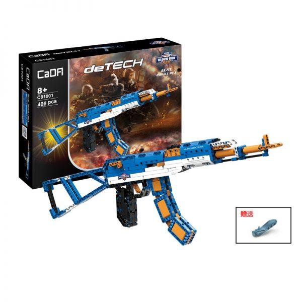 DoubleE / CADA C81001 AK-47 Assault Rifle 8