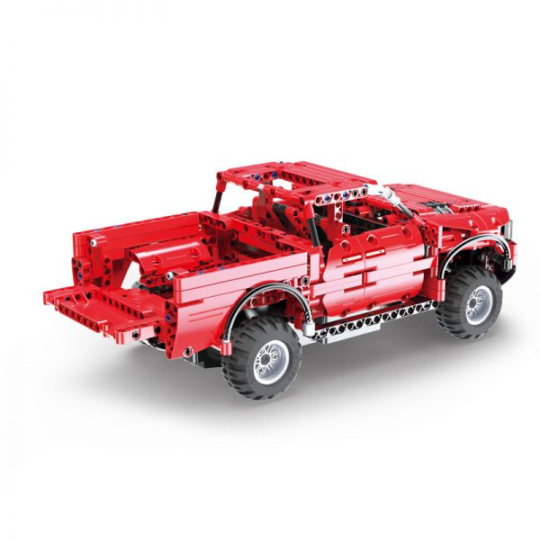 DoubleE / CADA C51005 Red pickup 7