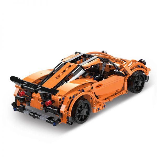 DoubleE / CADA C51051 Porsche Sports Car 918 9