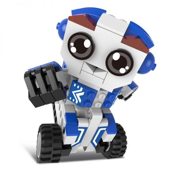 DoubleE / CADA C52018 BOBBY Robot Back Force Building Block 2