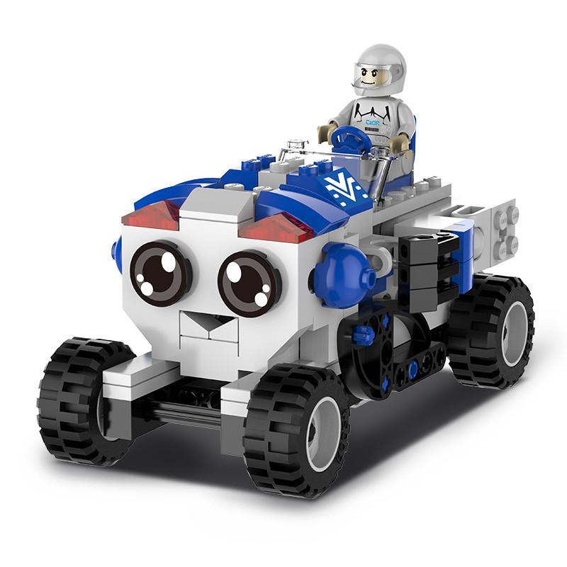 DoubleE / CADA C52018 BOBBY Robot Back Force Building Block 3