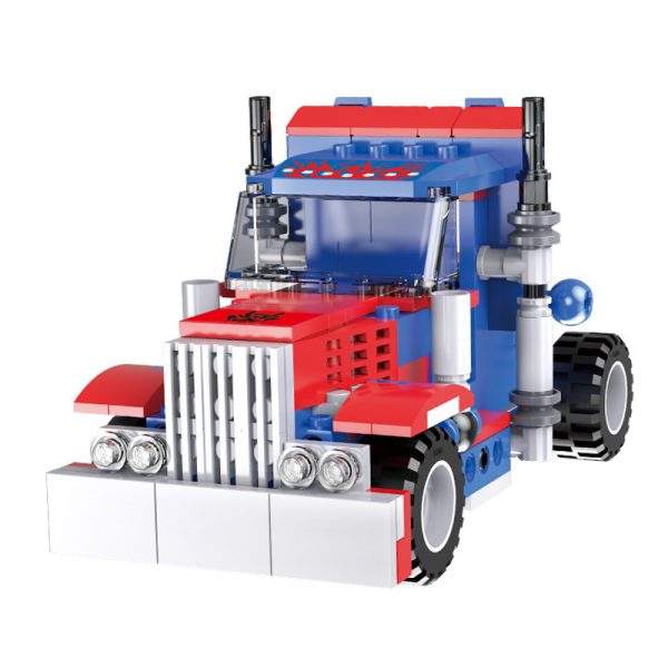 DoubleE / CADA C52019 Back force deformation robot: dynamo robot 2