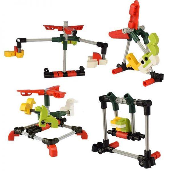 DoubleE / CADA C53005 Creative variable building blocks 1