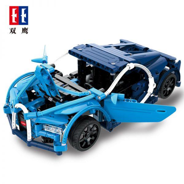DoubleE / CADA C51053 Blue Phantom 2