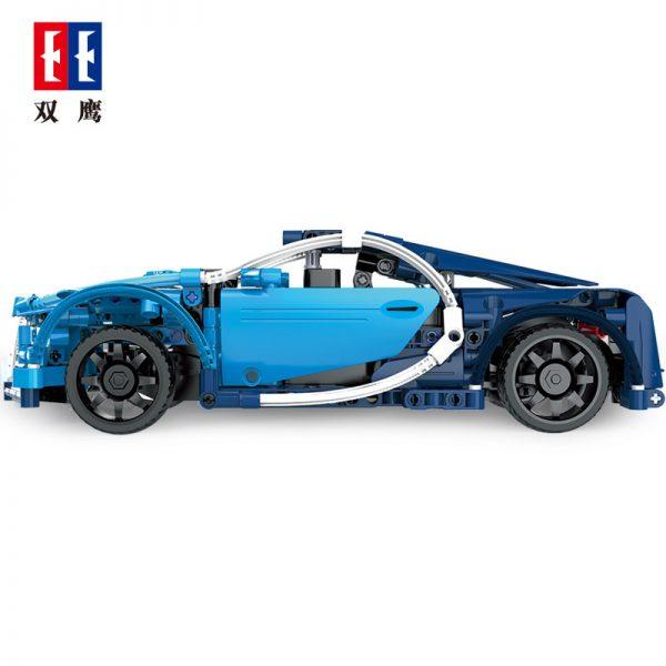 DoubleE / CADA C51053 Blue Phantom 4