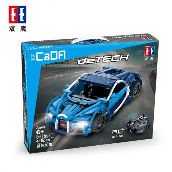 DoubleE / CADA C51053 Blue Phantom 5