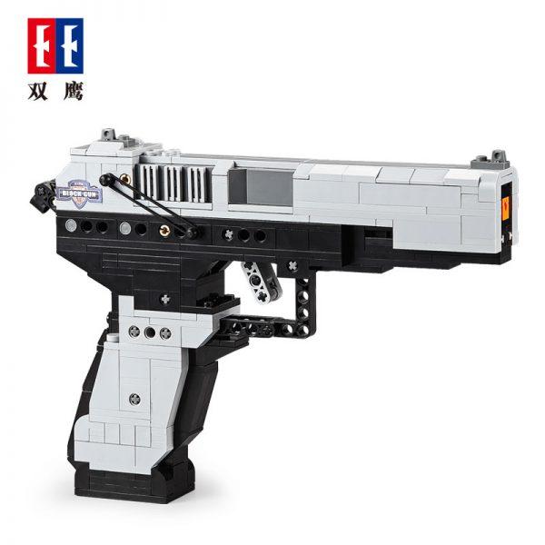 DoubleE / CADA C81009 M23 Pistol 4
