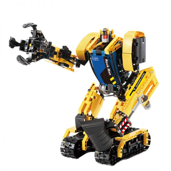 DoubleE / CADA C51026 Stone robots, excavators 5