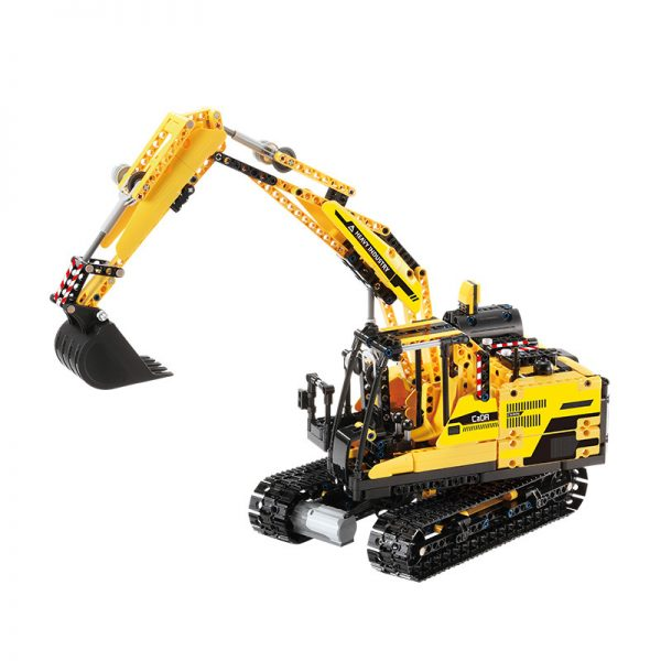 DoubleE / CADA C51026 Stone robots, excavators 6