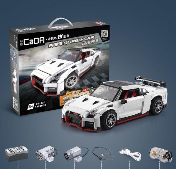 DoubleE / CADA C61020 GTR R35 Racing 6