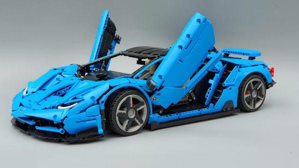 DoubleE / CADA D012 Lamborghini Centenario 1:8 hypercar 1