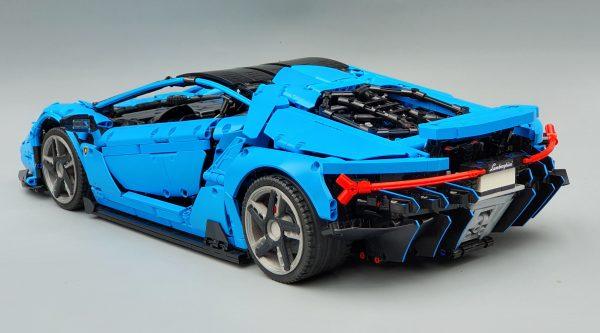DoubleE / CADA D012 Lamborghini Centenario 1:8 hypercar 5