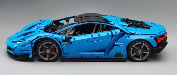 DoubleE / CADA D012 Lamborghini Centenario 1:8 hypercar 6