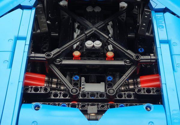 DoubleE / CADA 770-4 Lamborghini Centenario 1:8 hypercar 8