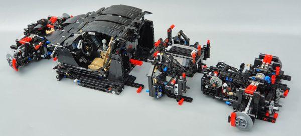 DoubleE / CADA 770-4 Lamborghini Centenario 1:8 hypercar 9