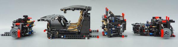 DoubleE / CADA C61041 Lamborghini Centenario 1:8 hypercar 10