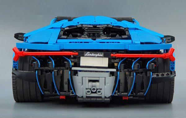 DoubleE / CADA 770-4 Lamborghini Centenario 1:8 hypercar 14