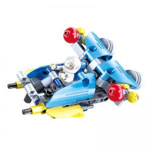 DoubleE / CADA C54001 Star Team: Star Fighter Building Blocks 0