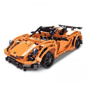 DoubleE / CADA C51051 Porsche Sports Car 918 0