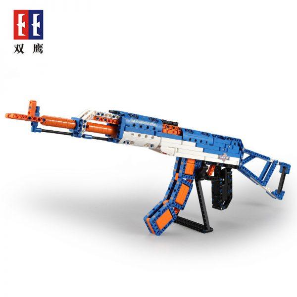 DoubleE / CADA C81001 AK-47 Assault Rifle 0