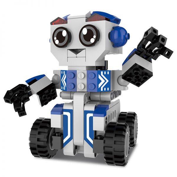 DoubleE / CADA C52018 BOBBY Robot Back Force Building Block 0