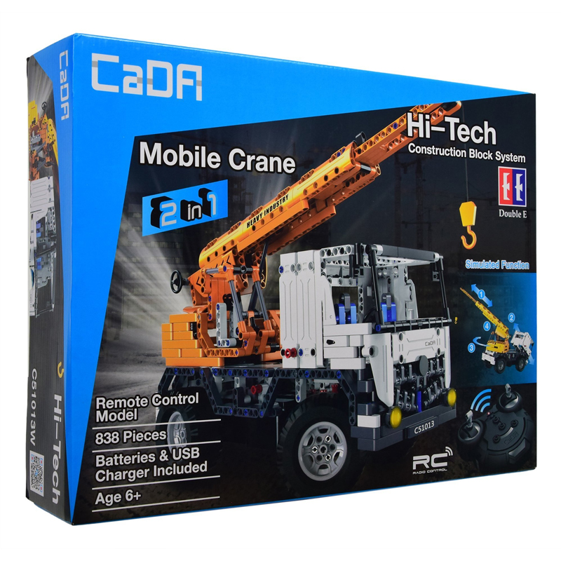 955 - CADA Block
