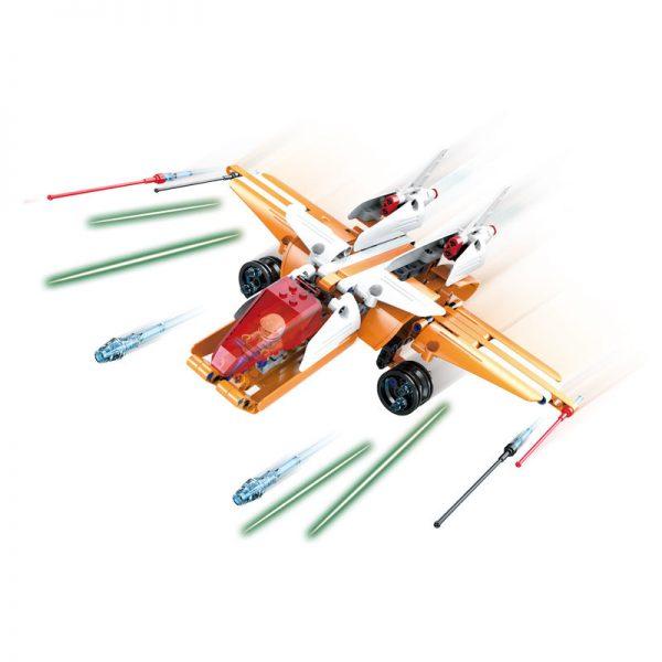 DoubleE / CADA C54006 Star Team: Leap Fighter 0