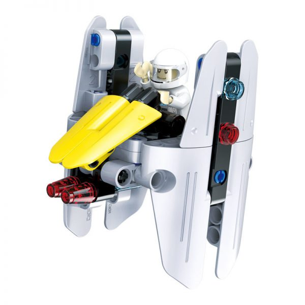 DoubleE / CADA C54003 Star Team: Harmony Gunboat Building Blocks 0