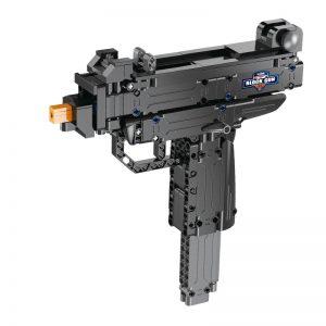 DoubleE / CADA C81008 deTECH: Uzi Mini Submachine Gun 0