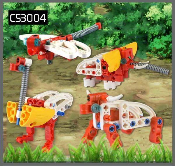 DoubleE / CADA C53004 Creative variable building blocks 0
