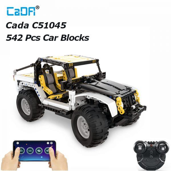 1250 - CADA Block