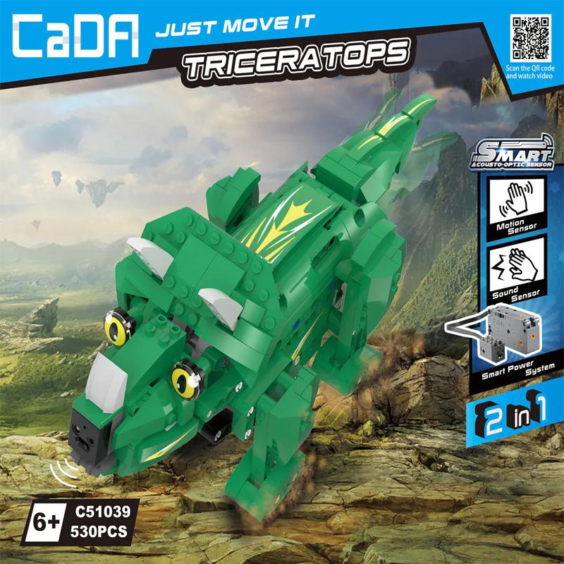 1256 - CADA Block