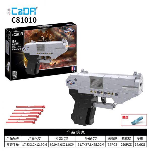 1301 - CADA Block